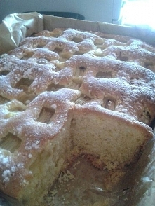 Ciasto z rabarbarem :D  Przepis po kliknięciu w fotkę :)  Smacznego.