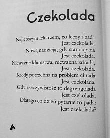 Czekolada:)