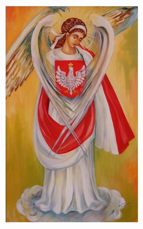 Anioł Str 243 ż Polski Kt 243 Ry Sam Się Przedstawił Jako Anioł