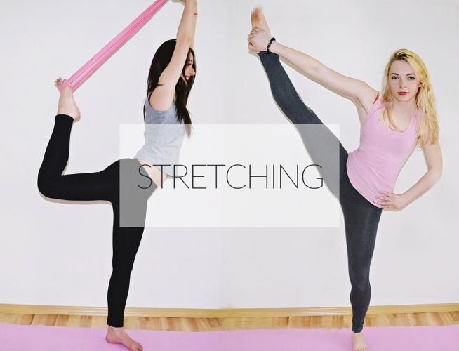 stretching - czyli po co się rozciągać? Już w poście! :D