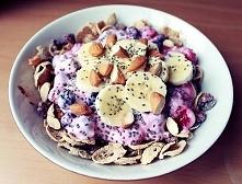 pyszności z rana! zdrowe i pożywne musli z owocami