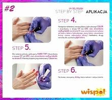 Profesjonalny manicure hybrydowy w 6 krokach, przy użyciu profesjonalnych produktów NeoNail.