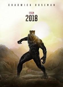 Czarna Pantera zadebiutuje w kinach w 2018 roku --> Chadwick Boseman