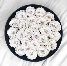 Białe róże <3