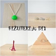 Prosta biżuteria DIY