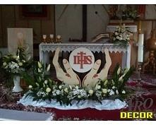 Dłonie Z Hostią - Boże Ciało, Pierwsza Komunia - Dekoracje