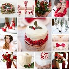 wesele ze świątecznym motywem :)