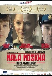Mała Moskwa.  Romans polskiego oficera i żony radzieckiego pilota rozgrywając...