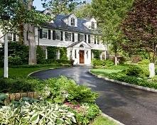 Podjazd pod dom - jak zaprojektować podjazd pod dom w amerykańskim stylu? Zap...