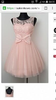 Co myślicie o takiej sukience na 18stke?
