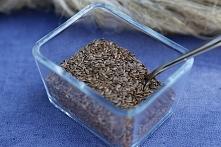Siemię lniane dobre na wszystko?  właściwości zdrowotne i lecznicze siemienia lnianego :) :)