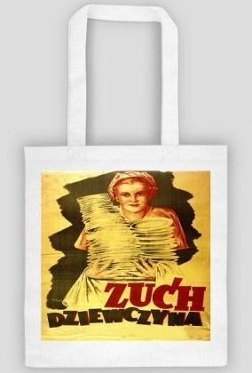 Idź na zakupy z taką retro torbą! Niech wiedzą jaka z Ciebie zuch dziewczyna. Więcej na prl-ki.cupsell.pl