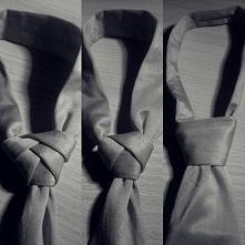 wiązania - krawat