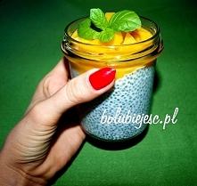przepis na kokosowy pudding chia z brzoskwinią  <klik w zdjęcie>  więce...