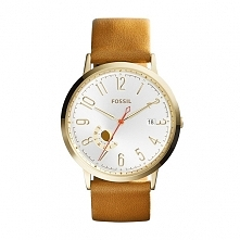 Zegarek damski na pasku skórzanym Fossil ES3750  Możliwość zakupu, link w komentarzu :)
