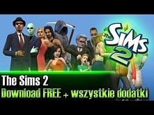 The Sims 2 FREE + wszystkie dodatki - Za darmo || Promocja od EA ||