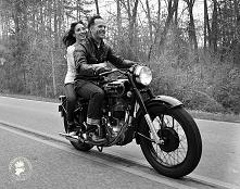 Gdzie serce twoje tam motocykl :)