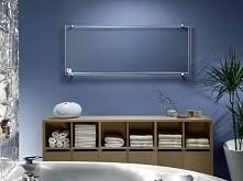 Nowoczesny grzejnik do łazienki - inspiracje, pomysły, rozwiązania