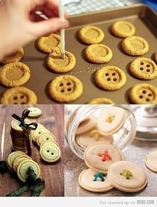 guziczkowe ciasteczka;)
