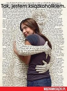 Tak, jestem książkoholikiem