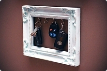 ••Frame Key Holder