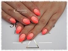 Neonkowo Czujemy wiosnę z Neon Papaya i niezastąpionym Whops   Naisl by Monika, Studio Magnetic Nails KIelce, SPN Instructor