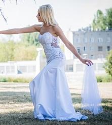 Mój projekt sukni ślubnej :)