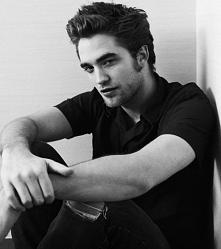 R.Pattinson - nie przepadam...