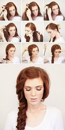 genialna fryzura