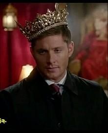 King Dean - Supernatural