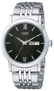 Zegarek męski na bransolecie Citizen BK4051-51G  Możliwość zakupu, link w komentarzu :)