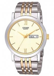 Zegarek męski na bransolecie Citizen BK4051-60C  Możliwość zakupu, link w komentarzu :)