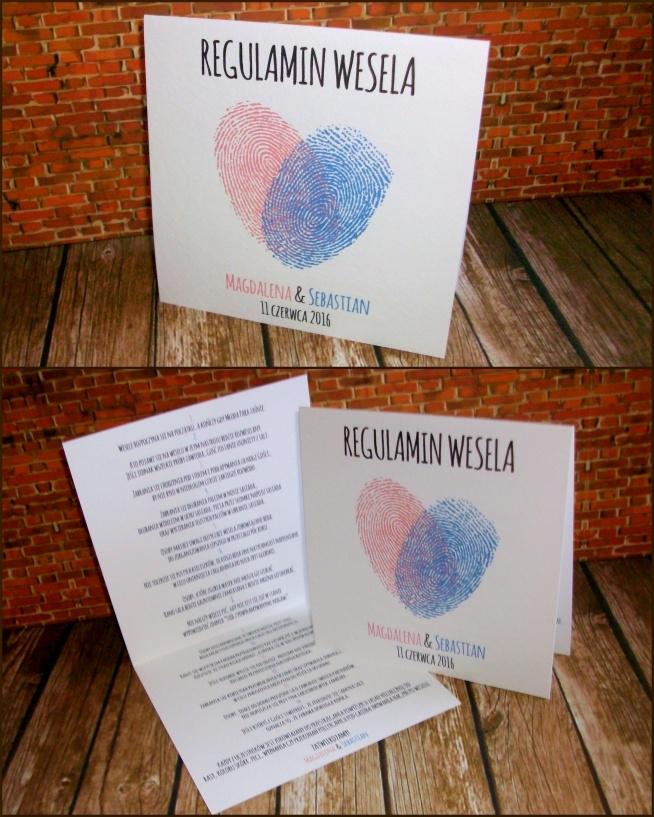 Regulamin LOVE PRINT DOUBLE biel-losoś-lazur :)  Masz pytania? Pisz! :) kraina_czarow@interia.pl