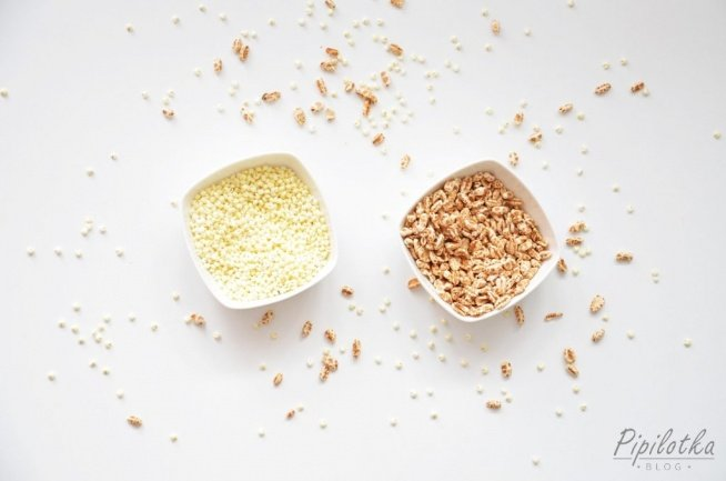 Proso i żyto ekspandowane. Jedliście kiedyś? Zajrzyjcie na bloga i dowiedzcie się jakie mają właściwości i w jakich posiłkach je wykorzystać :).