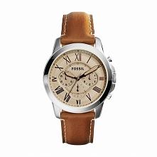 Zegarek męski na skórzanym pasku Fossil FS5118  Możliwość zakupu, link w komentarzu :)