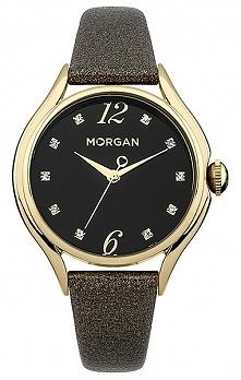 Zegarek damski złoto czarny Morgan M1217BG  Możliwość zakupu, link w komentarzu :)