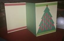 Kartka świąteczna. własnorę...