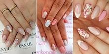 13 propozycji na delikatny manicure w ciepłych i pastelowych kolorach
