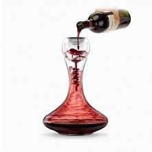 Aerator do wina z Karafką.