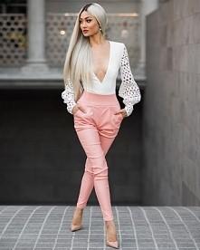 świetny styl... ! sto procent kobiecości ♥