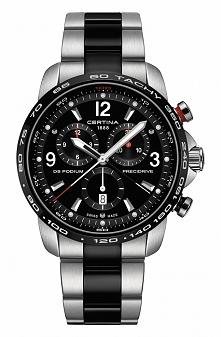 Zegarek męski wodoodporny Certina C001.647.22.057.00  Możliwość zakupu, link w komentarzu :)