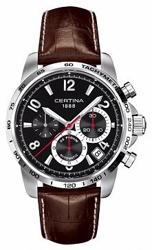 Zegarek męski wodoodporny nakręcany ruchem ręki Certina C001.614.16.057.00  Możliwość zakupu, link w komentarzu :)