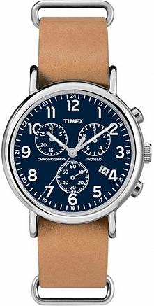 Zegarek męski z podświetleniem indiglo Timex TW2P62300  Możliwość zakupu, link w komentarzu :)