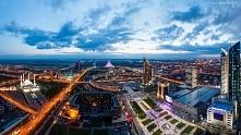 Miasto Asana w Kazachstanie <3