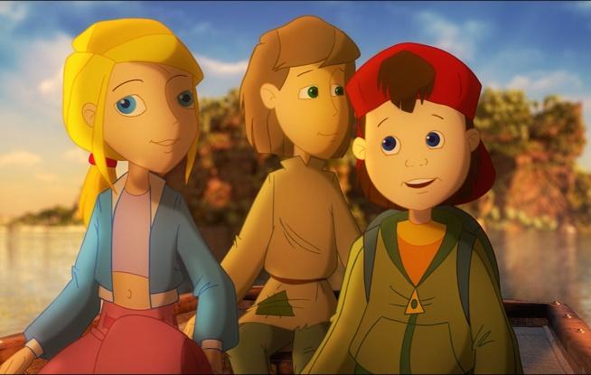 """Jak uratować mamę jest pierwszym od pięciu lat polskim pełnometrażowym filmem animowanym, który trafi do kin. Produkcję tę promuje piosenka """"Możesz wszystko"""" w wykonaniu Tabba i popularnego zespołu Sound'n'Grace."""
