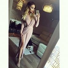 @aleksandagk w sukience Hanah
