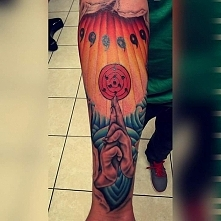 Naruto tattoo <3