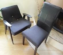jak odnowić-wyremontować krzesło