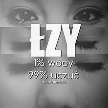 łzy...
