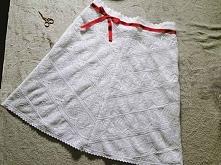Spódnica z bawełnianych kor...